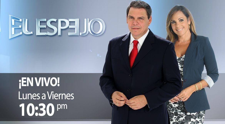 El Espejo web banner