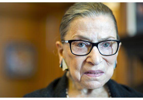 Murió a los 87 años Ruth Bader Ginsburg, histórica jueza de la Corte Suprema de EEUU