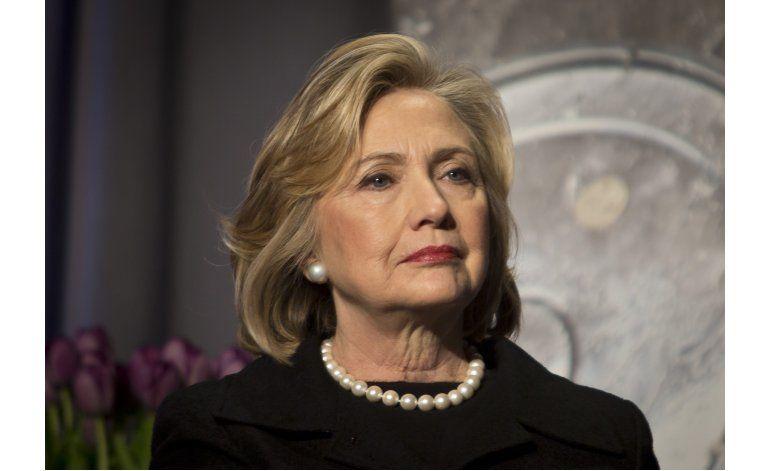 Hillary Clinton anunciaría muy pronto su compañero de fórmula