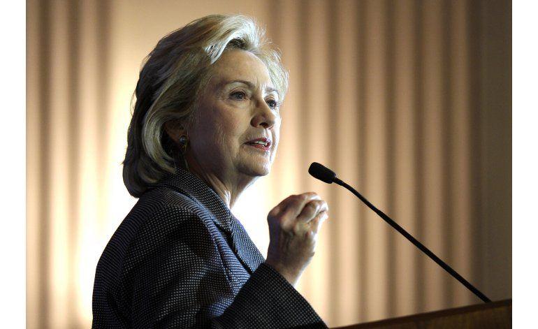 Hillary hace historia al convertirse en la primera mujer nominada a la presidencia