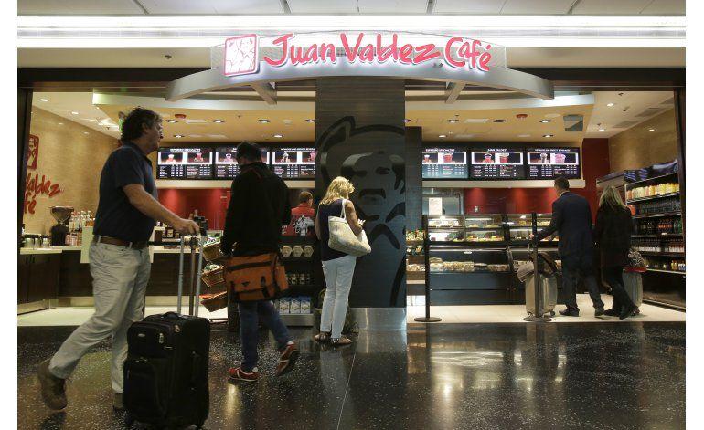 Osada apuesta de Juan Valdez en EEUU