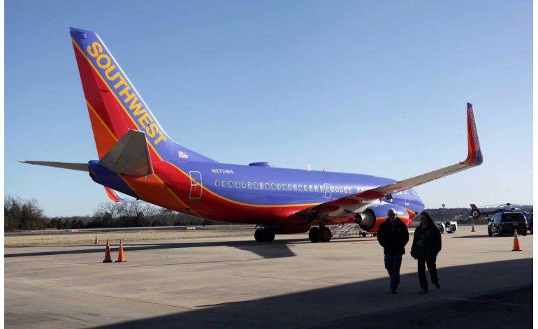 Southwest Airlines anuncia reducción de vuelos a Cuba
