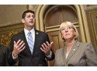 los republicanos de la camara baja cancelan el voto sobre la ley de salud