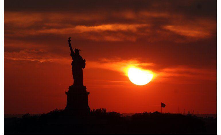 Estatua de la Libertad reabre el domingo