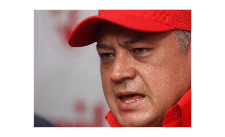 Diosdado Cabello le suspende la visita familiar al preso político Leopoldo López