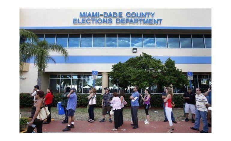 Llegó el momento de decidir por quién votar en Florida