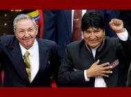 bolivia restablecera relaciones con cuba, venezuela e iran
