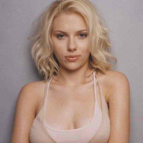 Scarlett Johansson Desnuda Filtran Imágenes