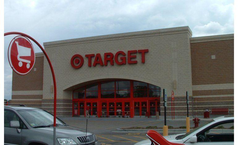 Roban información a clientes de Target