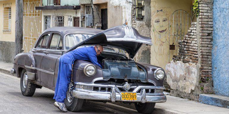 Una Nueva Vida Para Los Autos Clasicos De Cuba Barack Obama