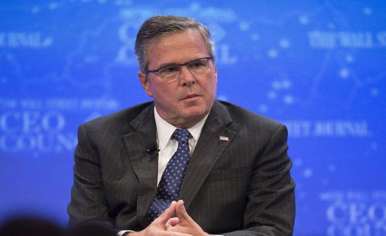 Jeb Bush anunció que apoyará a Ted Cruz en las primarias republicanas