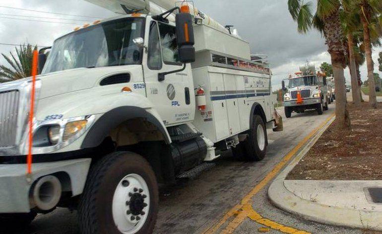 FPL subirá las tarifas para pagar los supuestos daños del  huracán Matthew
