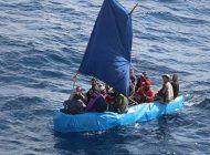 eeuu refuerza vigilancia de inmigrantes en el mar