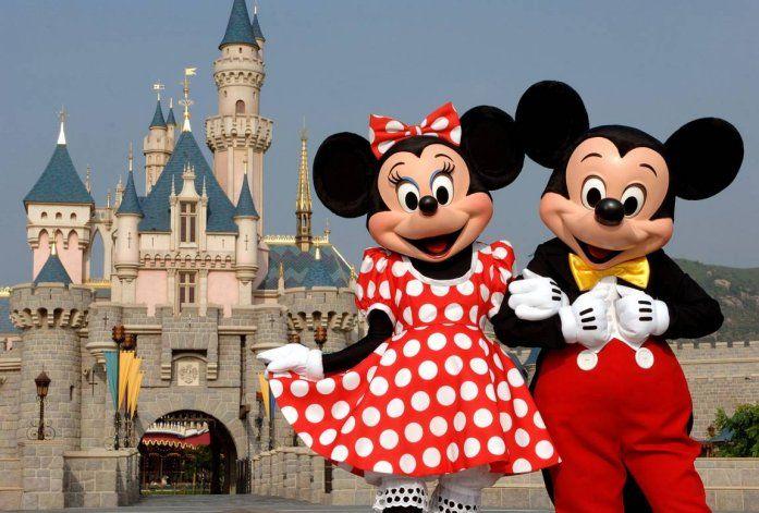 Por la pandemia de coronavirus, Disney anunció el cierre de sus dos parques en EE.UU, EuroDisney y una línea de cruceros