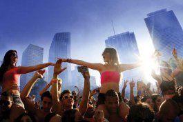 comienza el festival de musica electronica ultra en miami