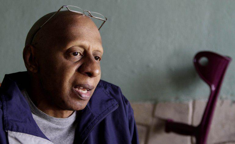 Guillermo el Coco Fariñas se declara en huelga de hambre y sed