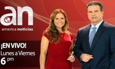 América Noticias 6pm
