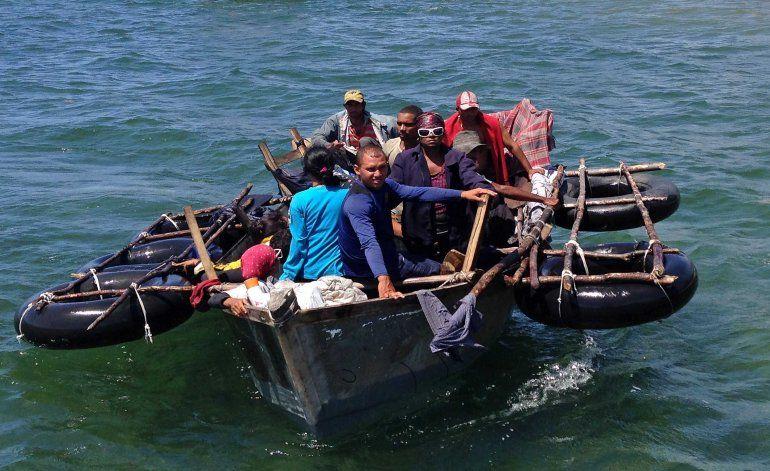 Florida: Guardia Costera repatría a 58 cubanos