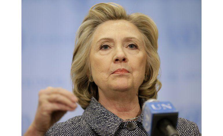 Informe del Departamento de Estado culpa a Hillary Clinton de violar normas de seguridad