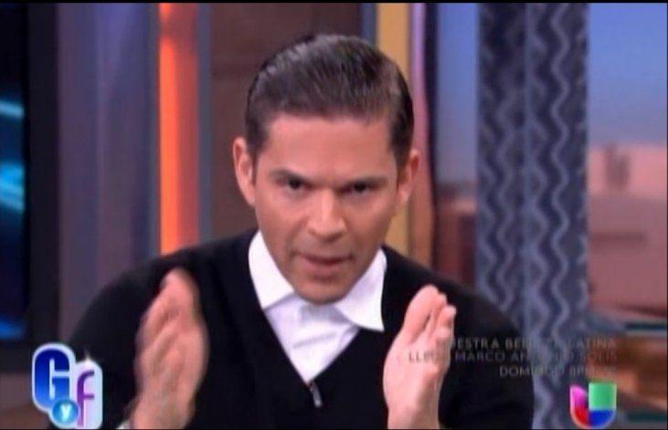 Rodner Figueroa reaparece después del escándalo para dar gracias