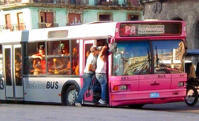 Recorte energético en Cuba reduce transporte público y privado en la isla