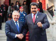 inteligencia de ee.uu. tiene pruebas del trafico de drogas entre cuba y venezuela
