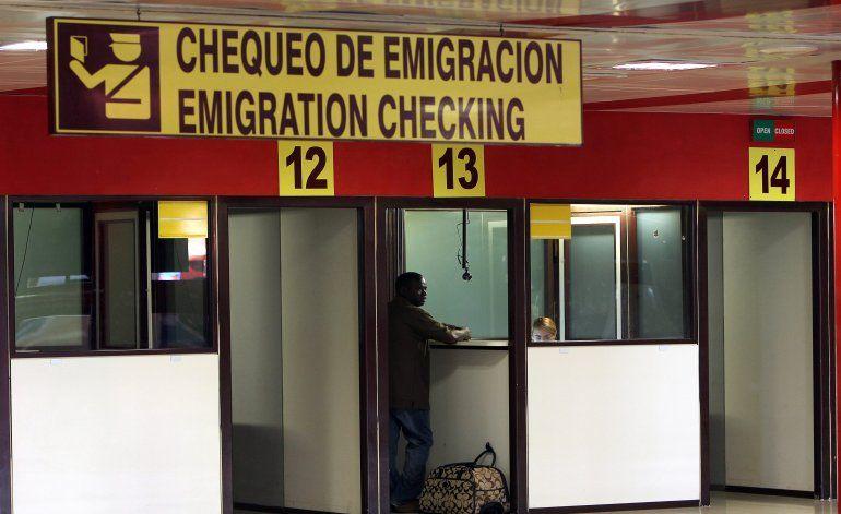 EEUU niega asilo político a un cubano y lo deporta
