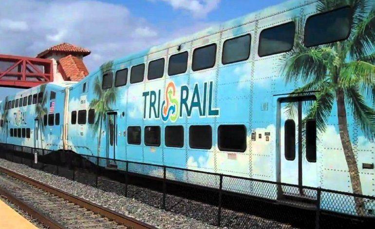 Suspenden servicio de trenes Tri Rail entre Palm Beach y Miami-Dade