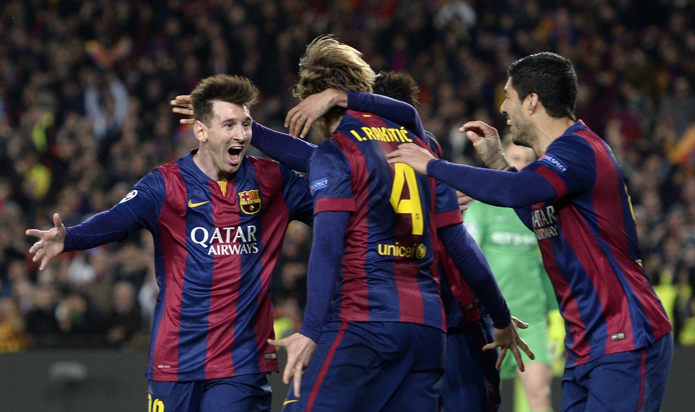 Barsa acude al clásico con Messi, Madrid espera a Cristiano
