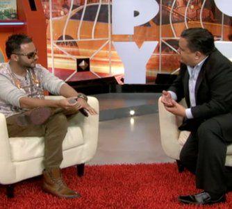 [Videos] Tony Dize nos visitó en El Happy Hour