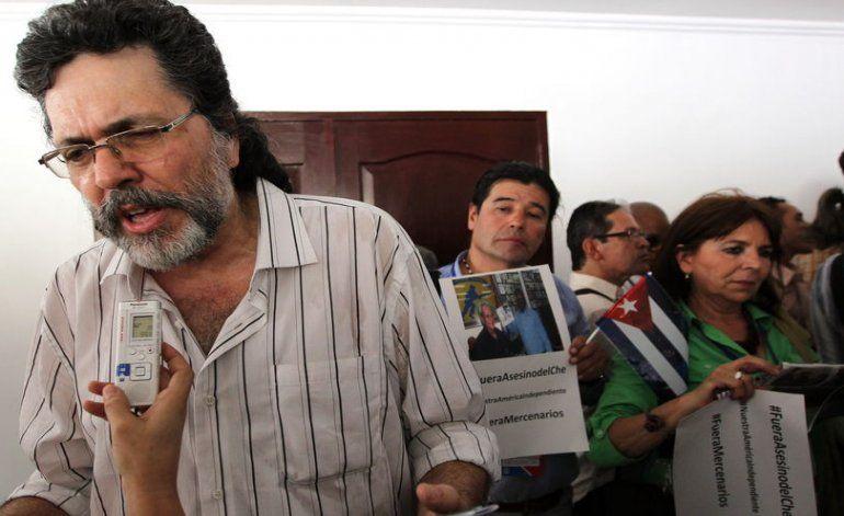 Abel Prieto encabezó protesta contra activistas cubanos en Panamá