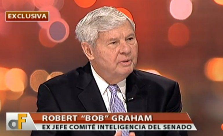 Robert Bob Graham ex senador demócrata denuncia complot saudita [Video]