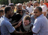 cuba: aumento la  violencia policial contra disidentes en abril