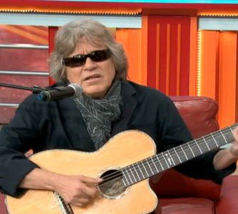 José Feliciano sueña con cantar en Cuba