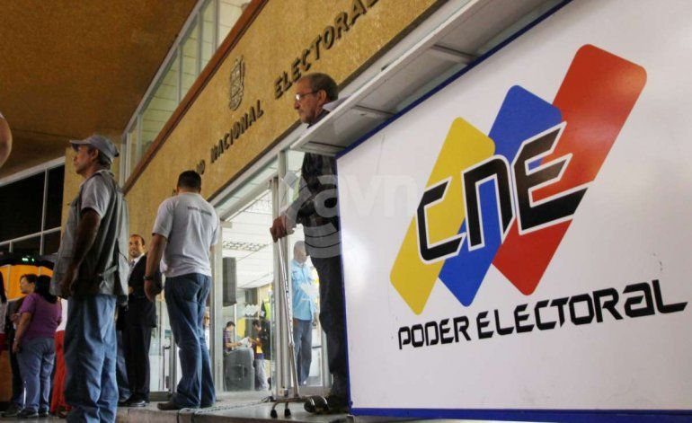 Referéndum revocatorio se haría en el 2017 según anuncio del Consejo Nacional Electoral