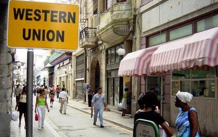sin dinero oficinas de western union en la habana cuba