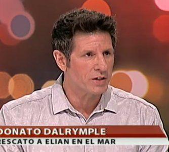 Exclusiva: el pescador que rescató a Elián González