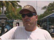 los nietos de hemingway llegan en yate a cuba para participar en un torneo de pesca