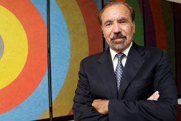 Jorge Pérez, un urbanista de la ciudad de Miami conocido como el rey de los condominios.