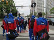 dos voleibolistas cubanos dejan la seleccion y se quedan en eeuu