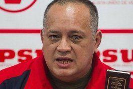 La reacción de Diosdado Cabello tras el crimen de Luis Manuel Díaz: Es un montaje opositor