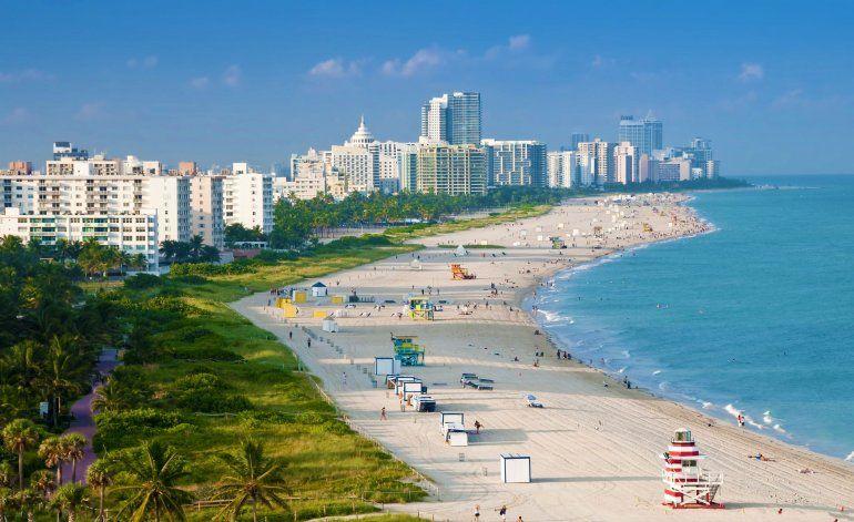 Virus Zika afecta al sector hostelero de Miami Beach