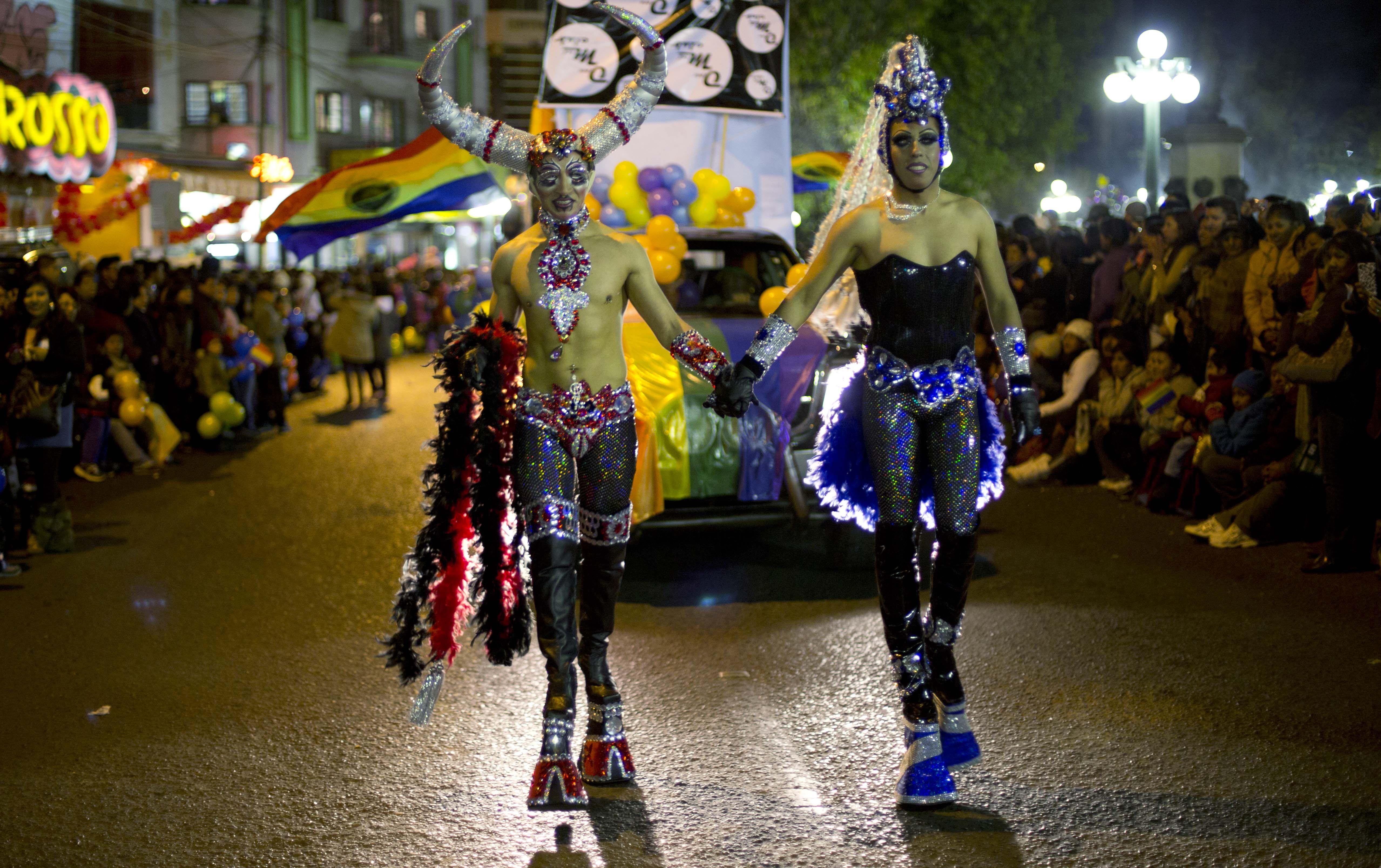gay en bolivia