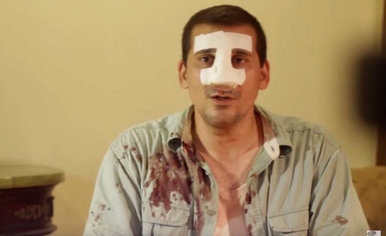 Antonio Rodiles relata el brutal arresto que lo llevó a un salón de operaciones