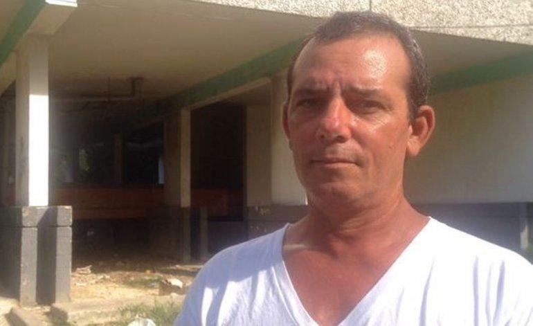 Liberado el reportero Yuri Valle Roca tras cinco días detenido