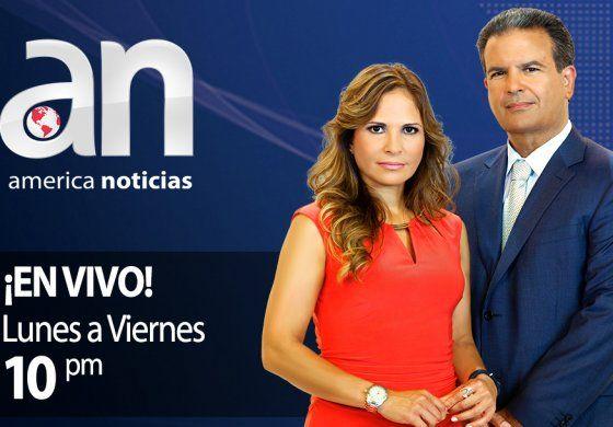 América Noticias 10pm