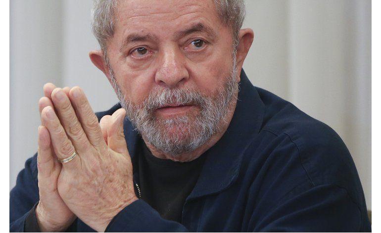 Luiz Inácio Lula da Silva, afirma que no le teme a la justicia