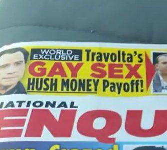 VIDEO: Empleado acusa a John Travolta de acoso sexual