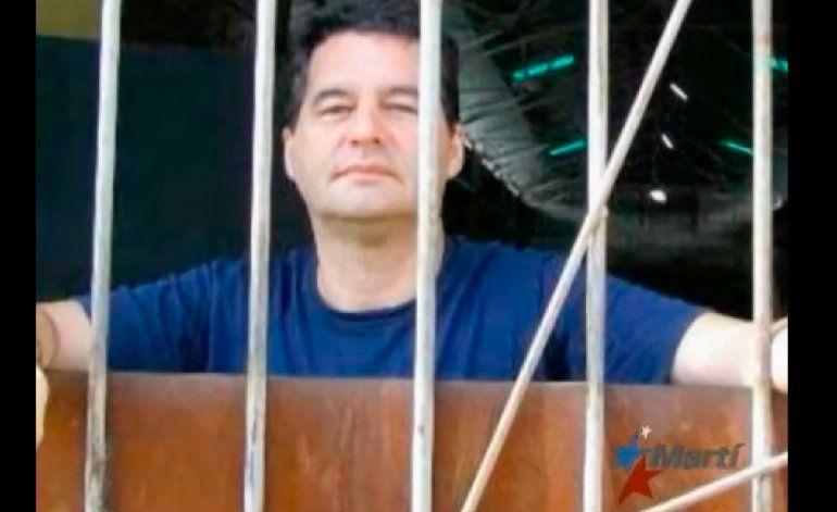 En libertad condicional el escritor disidente Angel Santiesteban