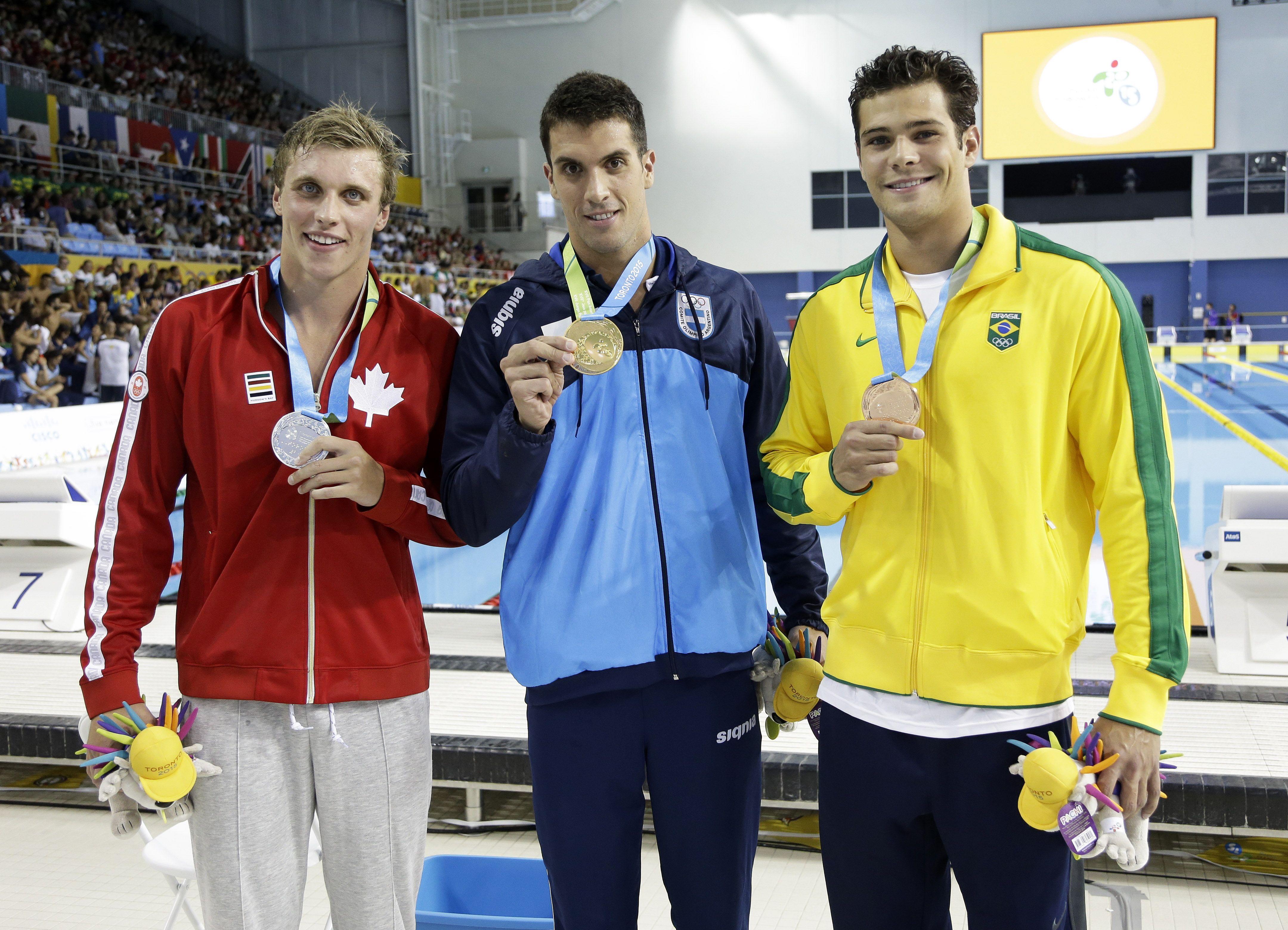 Panam: Entrenador vaticina éxitos para Argentina en natación
